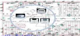 پروژه طراحی سیستم نقشه کشی ساختمان
